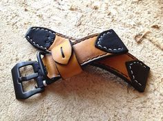 Multi Piece Custom Strap n80 Leather