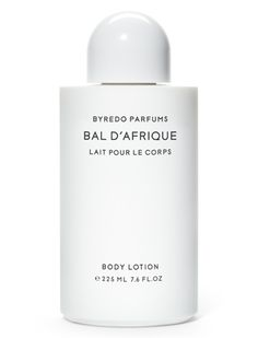 Bal d'Afrique Body Lotion Body Lotion by  BYREDO.