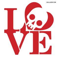 [BONUS] FREE Skull Appreciation Day Stencil