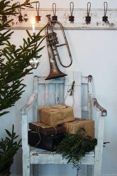 ♕ Beautiful Christmas by Lantliv i Norregård: God Jul Önskar Vi i Norregård <3