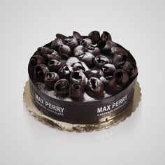 Max Perry Chocolates   Black Forest