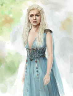 Daenerys Targaryen by ImperfectSoul.deviantart.com on @DeviantArt