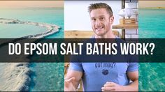 Epsom Salt Baths | Do You Absorb Magnesium Through Skin: Thomas DeLauer