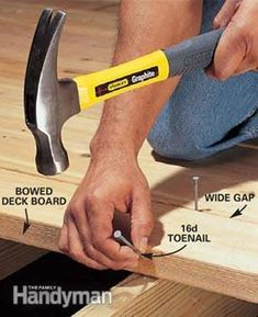 Our staff expert walks you through the basics of this essential carpentry skill