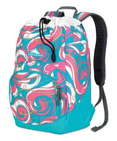 Take a look at this Studio 78 & White Synch Backpack by High Sierra on #zulily today!