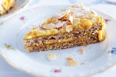 Swedish almond tart; Mandeltårta