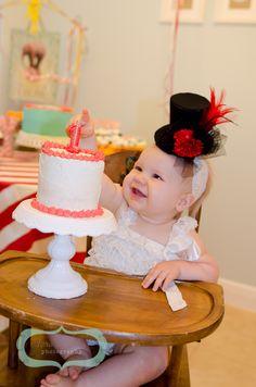 tallulahs first birthday :)