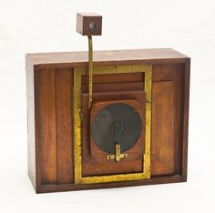 Old antique camera: New Gem Camera c1890 Wing Simon & Co, Charlestown U.S.A. $3500