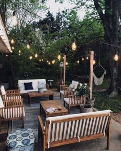 Gorgeous Backyard Patio Design Ideas For Your Garden 08