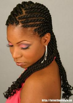 Strange 1000 Images About Hair Styles On Pinterest Black Hairstyles Hairstyle Inspiration Daily Dogsangcom