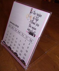 20 best cd style desk calendars images on pinterest calendar for