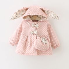 Baby Girl's Fashion jackets Girls Outerwear Children's Coat Spring Autumn Baby Coats