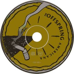 The Offspring - Americana - November 17th 1998 Design by Frank Kozik - http://www.frankkozik.net/