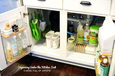 Organized Spaces and a $500 Home Depot Giveaway! - Ask Anna