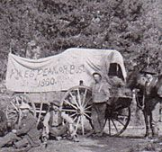 Pikes Peak for bust! 1860's