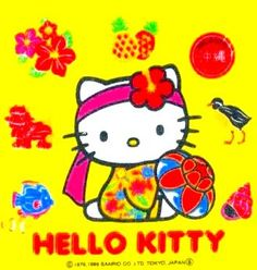 Hello Kitty / Okinawa JAPAN