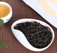 Top Grade Oolong Tea Fujian Mount Wuyi Rare Chinese Tea Leaves Da Hong Pao / -- Click image for more details. (This is an affiliate link and I receive a commission for the sales) Oolong Tea, Chinese Tea, How To Dry Basil, Herbs, Leaves, Link, Awesome, Check, Top