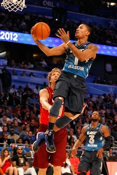 5ebfd16ee4f D. Rose All-Star game Basketball Is Life