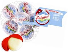 The perfect afternoon snack: Mini Babybel Light cheese with baby carrots, whole-wheat crackers, apples or just on its own!