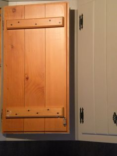 Kitchen cabinet doors for knotty pine or painted