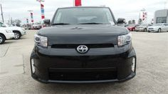 2014 Scion xB Base Base 4dr Wagon 5M Wagon 4 Doors Black for sale in Conroe, TX Source: http://www.usedcarsgroup.com/new-scion-xb-for-sale