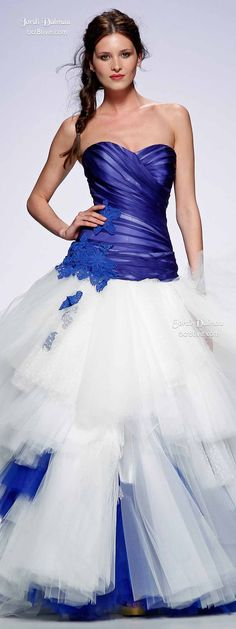 Jordi Dalmau: Barcelona Bridal Week Spring 2015