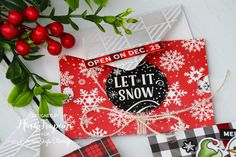Easy Gift Card Pocket Sleeves + Simon's Limited Edition Gift Card Kit! | Nina-Marie Design