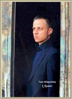 "One of my favorites, Tom Wlaschiha (""Jaqen H'ghar"")."