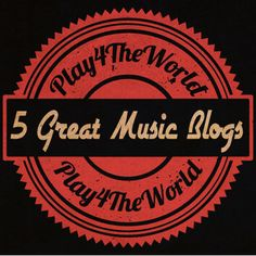 5 Great Music Blogs...great post! :)