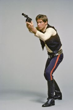 Han Solo. OMG He is So good looking!! Yummm!