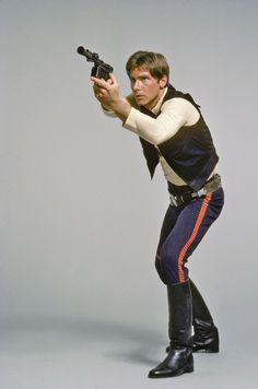 Han Solo. OMG He is So good looking!! Yummm!