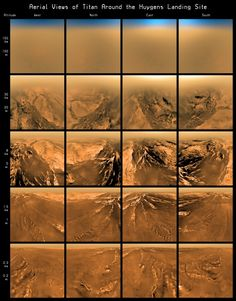 Le 10 più importanti scoperte scientifiche su Titano fatte dalla sonda Huygens - Focus.it