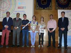 Alumna clasificada para la Enhorabuena Marta! Fase Nacional de la XXVIII Olimpíada Matemática de Secundaria