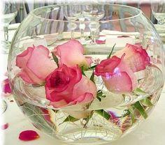 Fish Bowl Centrepieces, £9.00, Essex & London, Wedding Goldfish Hire | eBay