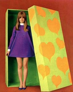 60s fashion | Tumblr