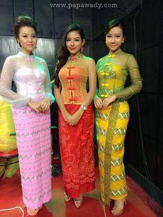 love myanmar fashion
