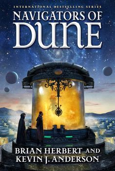Brian Herbert and Kevin J. Anderson's Navigators of Dune is the climactic finale of the Great Schools of Dune trilogy, set years before Frank Herbert's classic Dune. Fantasy Places, Sci Fi Fantasy, Fantasy World, Fantasy Books, Dune Book, Dune Art, Great Schools, Science Fiction Art, Interstellar