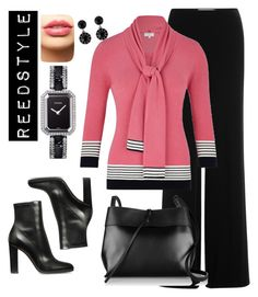 """Pink Prep!"" by reedstyle on Polyvore featuring Diane Von Furstenberg, CC, Kara, LASplash, Chanel, Givenchy, women's clothing, women's fashion, women and female"