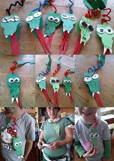 dragão são jordi - Chinese new year - Carnaval Preschool Crafts, Fun Crafts, Diy And Crafts, Arts And Crafts, Projects For Kids, Diy For Kids, Crafts For Kids, Castle Crafts, Medieval Crafts