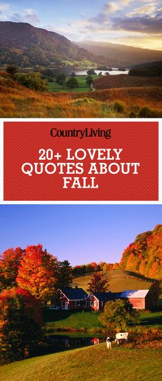 Save these lovely quotes for later by pinning this image and follow Country Living on Pinterest for more.