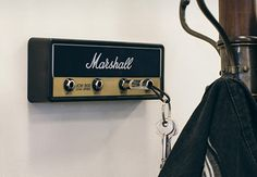 Introducing: The Marshall Jack Rack