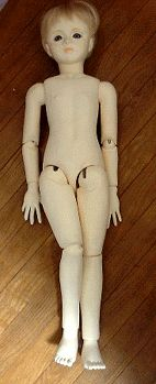 dolls with jointed limbs | Air Dry Clay Tutorials: May 2011