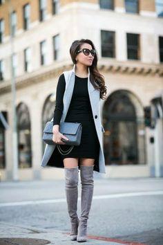 Fashion Cognoscente: Fashion Cognoscenti Inspiration: Winter Transition Coast to Coast