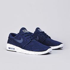Janoski Air Max Blue