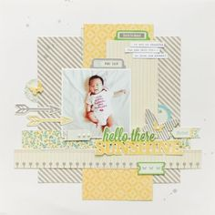 Guest Designer Jessy Christopher -Hello There LO- via Jillibean Soup Blog