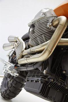 Moto Guzzi Scrambler 1100 by Doc Jensen Guzzi