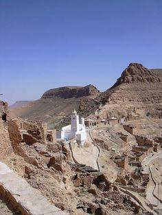 Le sud tunisien Guides Touristiques France pour http://www.west-indies-travel-rental-hotel.co.uk/circuit-tunisie/f/tunisie-j4-chebika-sabria-photos.htm?page=2