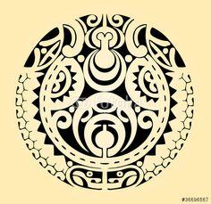 maori the rock tattoo...
