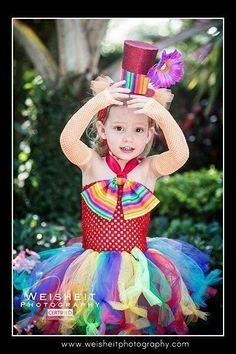 Rowan's flower girl dress