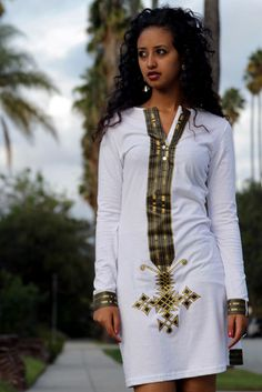 Ethiopian clothing | Eritrean clothes | Habesha dresses